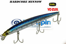 NEW DUEL HARDCORE MINNOW 170mm FLOATING COLOR: HIW MADE IN JAPAN