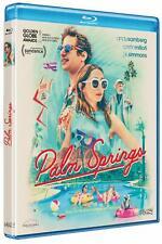 Palm Springs (2020) Blu Ray B Andy Samberg Cristin Milioti