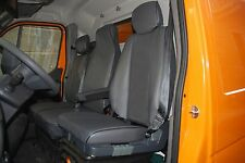 Liners Seats Car Tailored Asiam Renault Master 3 Places (from 2017)