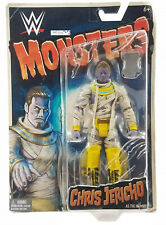 WWE Wrestling Monsters Chris Jericho As The Mummy 7 inch Action Figure