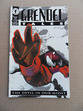 Grendel Tales : The Devil In Our Midst 2 of 5 . Dark Horse 1994 - FN / VF