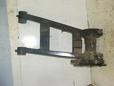 1997 Polaris Scrambler 500 4X4 Rear swingarm with axle carrier..