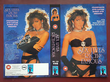 Sex Lives of the Rich & Famous - Promo Sample Video Sleeve/Cover #B3681
