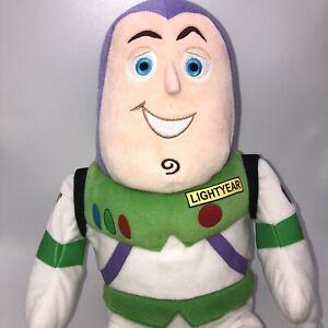 "Buzz Lightyear Kohls Cares Disney Toy Story 15"" Soft Plush Stuffed Doll"