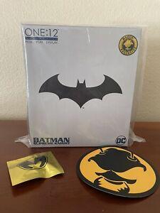 Mezco One:12 BATMAN DARKEST DAWN Edition MDX Exclusive Supreme Knight 2021