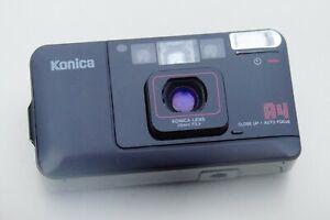 Konica A4 Big Mini Series 35mm Point and Shoot Film Camera