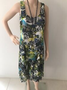 LADIES SIZE 10 STUNNING DRESS BY M STYLE NEW WITH TAG