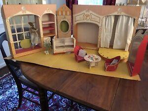 Vintage 1962 Barbie's Fashion Shop - Heavy Cardboard