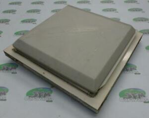 12v Omnivent rooflight / fan 400x400mm