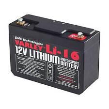 Varley Lithium Li-16 Battery - Race / Rally / Performance / Motorcycle