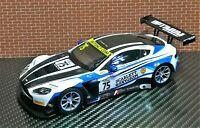 Aston Martin Vantage GT3 für Carrera Digital132+Licht+Bremslicht+fertig umgebaut