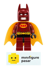 sh449 Lego The Batman Movie 70923 - Firestarter Batsuit Minifigure - New