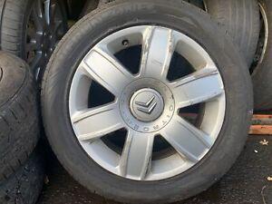 "Citroen C4 Alloy Wheel & Free Tyre 16"" 205/55/16 2004-2009"