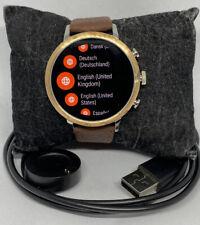 Fossil Gen 4 Authentic Digital Dial Smart Watch Custom Band FTW6016 LT349