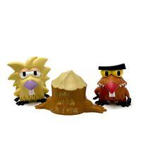 Funko Mystery Minis 90s Nickelodeon Angry Beavers Norbert Daggett Stump Figures