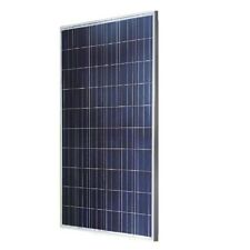 Lot of 10 Hanwha 240W Poly Solar Panel Grade A 240 Watts 60 Cell