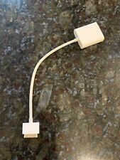 Apple 30-pin (Dock Connector) to VGA Adapter (iOS/iPhone/iPad/iPod)