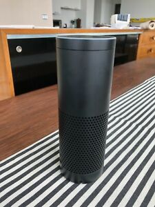 Amazon Echo Plus Alexa-enabled Bluetooth Speaker - Black