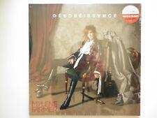 Mylene Farmer Album double 33Tours vinyles Désobéissance vinyle couleur Blanc
