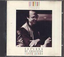 EDUARDO DE CRESCENZO - Cante jondo - CD 1991 USATO OTTIME CONDIZIONI