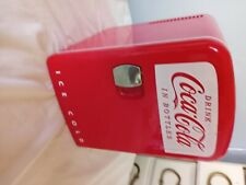 Mint Coca-Cola Thermoelectric Cooler/Warmer w/Owner Manual