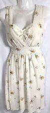 Betsey Johnson Vintage For Urban Outfitters Floral Dress Size Large