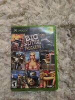 Big Mutha Truckers (Microsoft Xbox, 2003) Complete Truck Racing Game TESTED