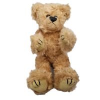 Ty Teddy Bear Original Beanie Baby Plush Brown Jointed Articulated Vintage 1993