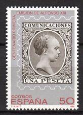 Spain - 1989 Centenary of King Alphonse XIII stamps - Mi. 2904 MNH