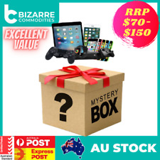 RRP $70-$110 Mystery Box Set of Assorted Electronics Random Products Gift