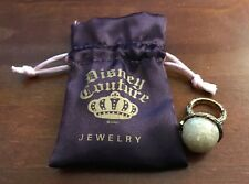 Disney Couture Tinkerbell The Nest and Egg Ring Size 6