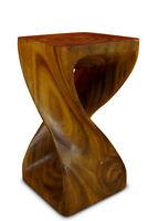 Tisch Massiv Holz Beistelltisch 30 50 cm Hocker Säule Nachttisch Wohnzimmertisch