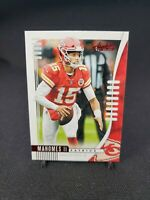 2019 PANINI ABSOLUTE *RARE* RED FOIL PARALLEL PATRICK MAHOMES II #38 CHIEFS $$$$
