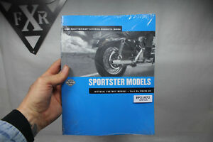 NOS Harley Sportster XL electric diagnostic manual 99495-02 catalog NEW EP21972