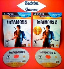 Infamous Collection w/Sleeves PS3 Video Games