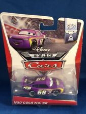 Disney World Of Cars Piston Cup N20 Cola No. 68 Car