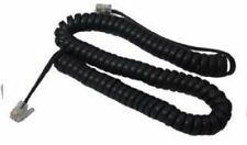 Replacement Yealink Curly Handset Cord for T26P/T28P/T38G/T41/T42/T46/T48