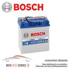 Bosch s4 001 40ah 330a 12v batería de coche batería de arranque de automóvil batería