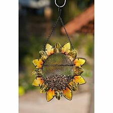 Sunflower Bird Feeder (12.5 in. L x 3 in. W x 17 in. H), New, Free Shipping