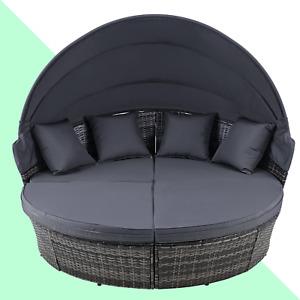 4 Stk Sonneninsel Sitzgruppen Gartenset Möbel Gartenmöbel Lounge Set