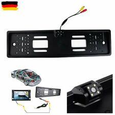 Auto KFZ Rückfahrkamera IR Nachtsicht Kamera Nummernschild Kennzeichenhalterung