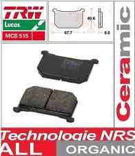 2 Plaquettes frein Avant TRW Lucas Organic MCB515 Kawasaki Z 650 (KZ650F) 80-83