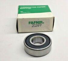 Fafnir 202NPP Ball Bearing Double Sealed