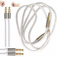 1M 3.5mm conector jack para conectar macho Cable-Plomo de audio para auriculares/MP3/pad/Car