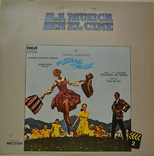 "EAST - RODGERS AND HAMMERSTEIN`S THE SUONO MUSICA - IRWIN KOSTAL 12"" LP (S959)"