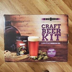 Mr.Beer Long Play Session IPA Craft Beer Making Kit Model 20945