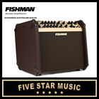 FISHMAN LOUDBOX ARTIST BLUETOOTH 120W ACOUSTIC GUITAR AMP LOUD BOX AMPLIFIER NEW for sale