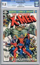 Uncanny X-Men #156  CGC  9.8  NMMT  white pages