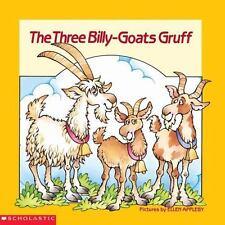The Three Billy-Goats Gruff by Ellen Appleby (1992, Paperback)