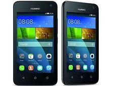 Nuevo Huawei y3 Negro-y360-Sim Libre Desbloqueado Smartphone 3g 5mp Android